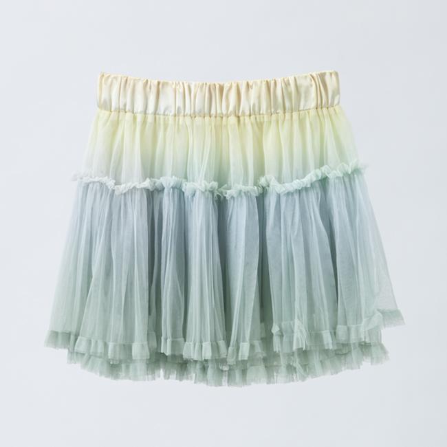 午前4時のスカート